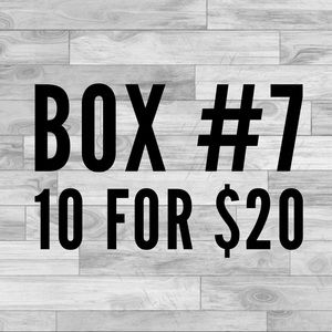 Other - Resellers Box #7 10 for $20